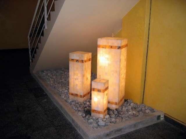 Lamparas Para Baños Minimalistas:Lamparas fuentes de onix en Mexicali, Mexico – Casa / Jardín