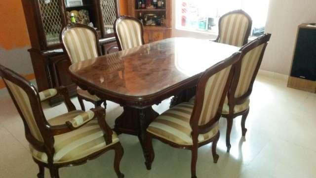 Muebles de caoba en mexico 20170812201535 for Muebles luis 15