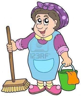 La limpieza de la casa amazing organiza la limpieza de la - Como limpiar la casa a fondo ...