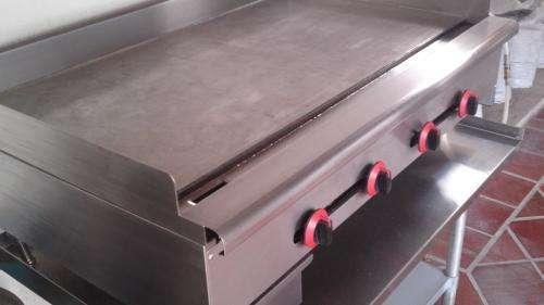 Placas acero inoxidable para cocinas cuidar y conservar for Plancha de cocina