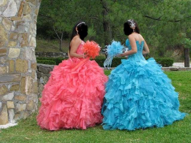Vestidos De 15 Anos Modernos: Vestidos De Xv En Mexico