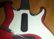 Vendo Guitarra de Guitar Hero y Rock band Green day de ps3 en buen estado