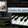 Clases de piano y batería