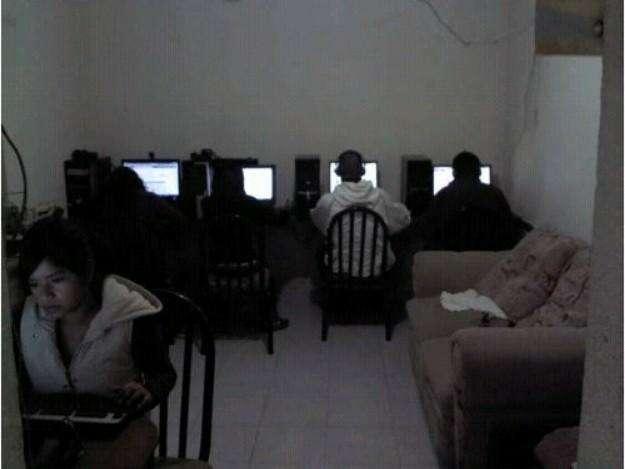 Ciber en venta equipadisimo
