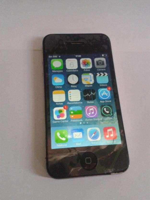 Iphone 4 exelentes condiciones