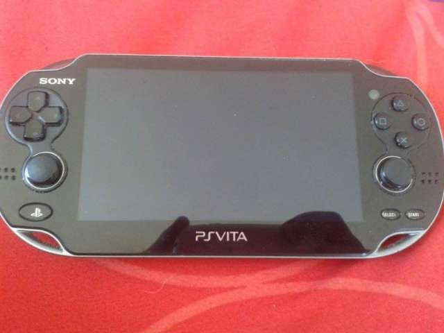 Ps vita edicion especial call of duty 4 gb wifi 2 juegos