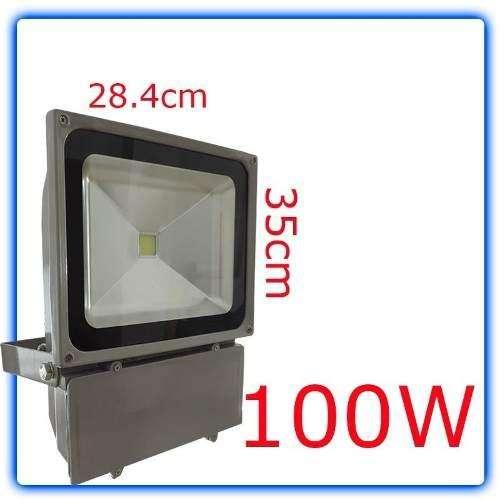 Reflector led 100wac 85v265v 60006500kblanco frio