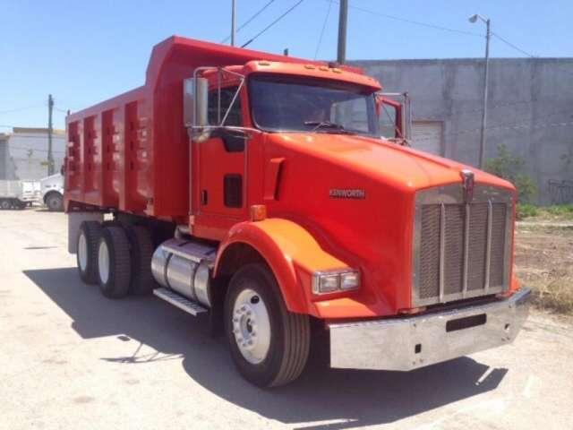 Gran oportunidad camion de volteo kenworth t800 de 14 m3