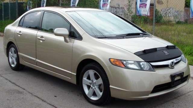 Honda civic 07 de cochera pocos x su estado q/cocos,std,rines,etc,etc