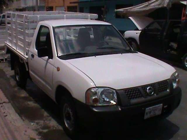 Nissan estaquitas 2009