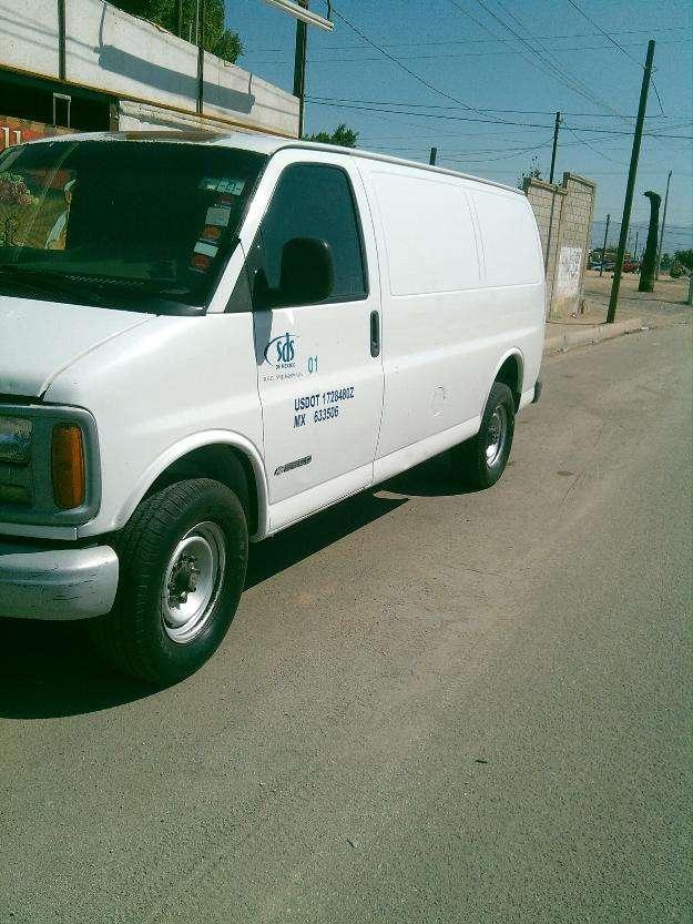 Vendo camioneta de trabajo 2001fronteriza barata!!