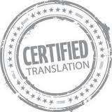 Traducción de documentos legales todo tipo--official translations mejoramos presupuesto