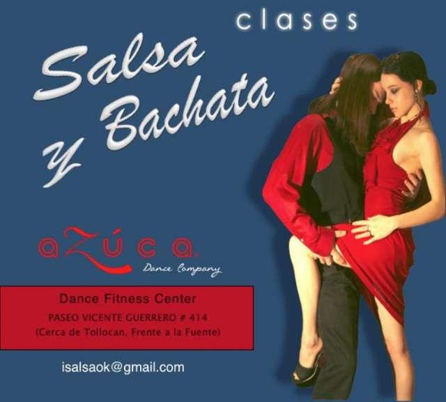 Clases de baile en toluca: salsa, bachata, cumbia y mucho mas!!