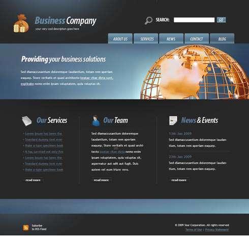 Diseño de página web. $. 900
