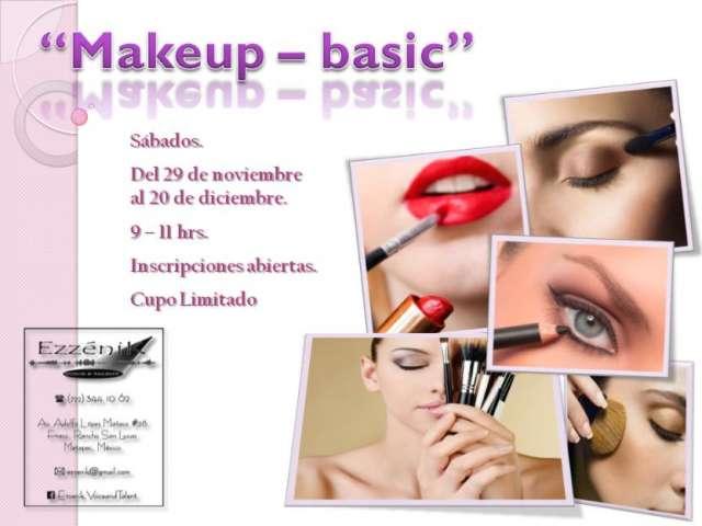 Make up basic