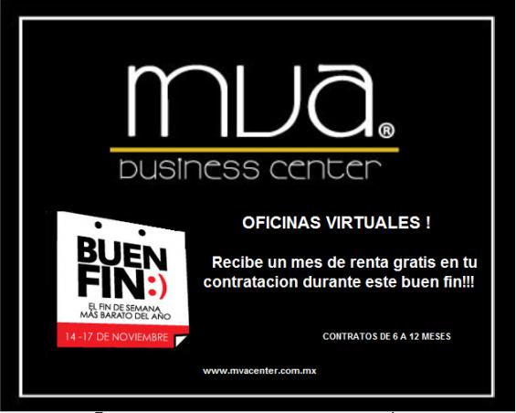 1er mes de renta en oficinas virtuales mva tj