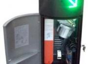 Barreras de control vehicular en santiago