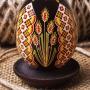 Huevo pintado para Pascua