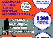 Lavado de muebles en Guadalajara y Zapopan
