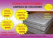 LIMPIEZA DE MUEBLES EN GENERAL COLCHON CARRO SILLAS