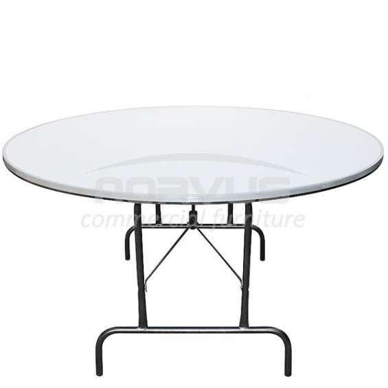 Vendo mesas redondas banqueteras