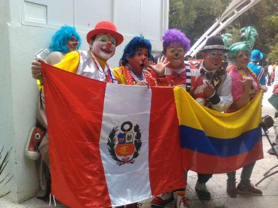 Fotos de Payasos en toluca tachuelita internacional 5