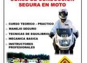 Escuela de manejo en auto y moto