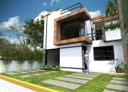 Casas completamente equipadas de tres recamaras