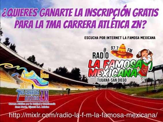 Fotos de 7ma carrera atlética zona norte / 30 de abril - tijuana 2