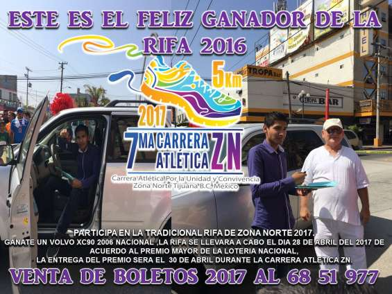 Fotos de 7ma carrera atlética zona norte / 30 de abril - tijuana 4