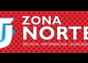 Revista TJ Zona Nrte Totalmente Gratis / Consiguela en Tijuana y San Ysidro