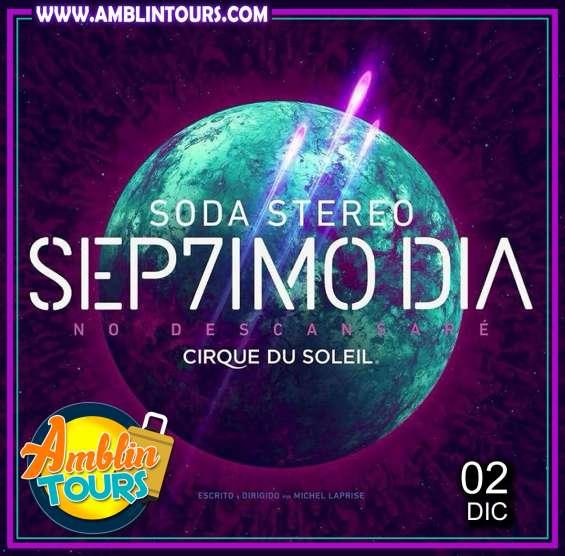 Sep7imo dia, cirque du soleil