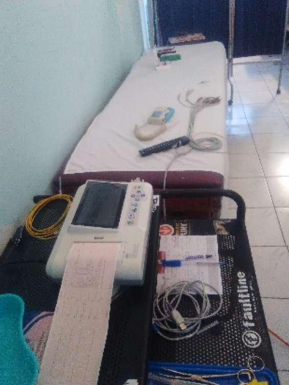 Vendo electrocardiografo