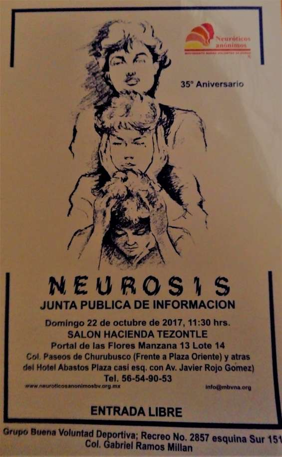 Junta de informacion neurosis