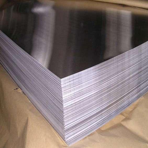 Laminas de aluminio 5052