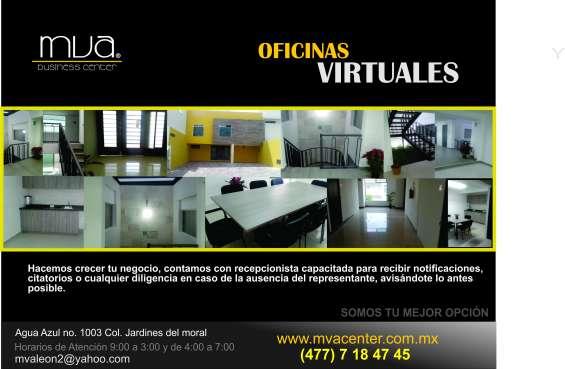 Tenemos la mejor opción en oficinas virtuales