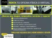 Mva renta oficinas físicas y virtuales