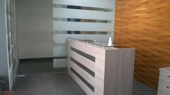 Oficina nueva en rentas en zona providencia