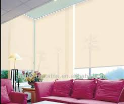 Persiana enrollable screen de pantalla solar