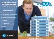 Administración de edificios residenciales y comer…