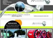 CUBIERTAS DE ACERO (ARCOSUM)