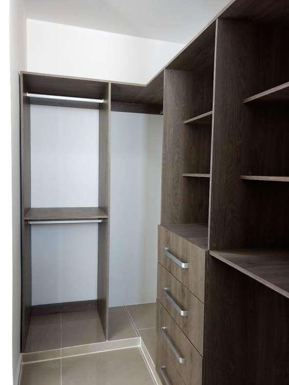 Closet vestidor