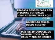CAMBIA YA TU DOMICILIO FISCAL DE LA FORMA MÁS SENCILLA DESDE $750