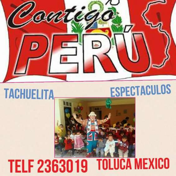 Fotos de Payasos en toluca tachuelita internacional 6