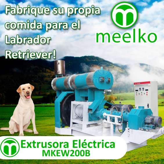 Fotos de Extrusora para pellets alimento para perros 3000-4000kg/h 132kw - mkew200b 1