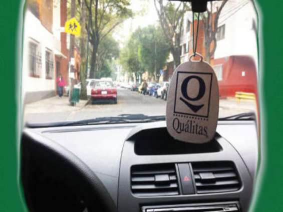 Aromatizantes publicitarios para autos