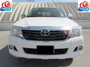 Toyota hilux modelo 2014