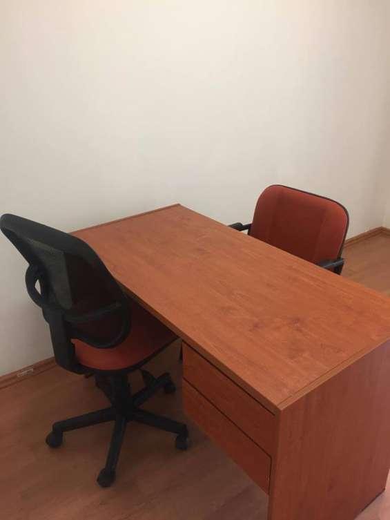 Renta de oficina con servicios ya incluidos