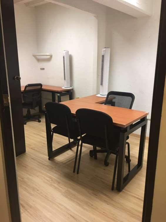 Oficinas fisicas y vrtuales , fast center .