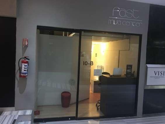 Oficinas fisicas y virtuales, fast center , int 10 b..